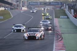 #23 Nissan GT Academy Team RJN Nissan GT-R Nismo GT3: Mitsunori Takaboshi, Alex Buncombe