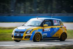 Suzuki Swift , CUS team