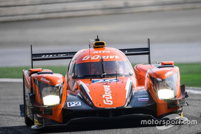 13. #26 G-Drive Racing Oreca 05 Nissan: Роман Русінов, Алекс Брандл, Вілл Стівенс