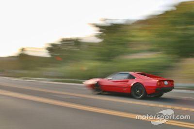 Präsentation: Elektrischer Ferrari 308 GTS