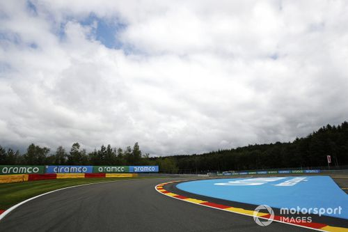 F1 Belgian GP Live Commentary and Updates - Race day