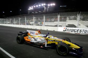 1. Fernando Alonso, Renault F1 Team R28