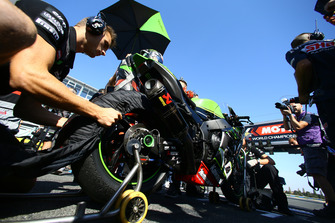 Tom Sykes, Kawasaki Racing bike