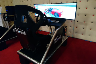 Gran Turismo Simulator im Casino Lugano