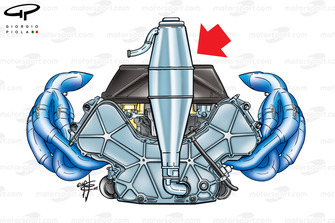 Renault RS26 engine