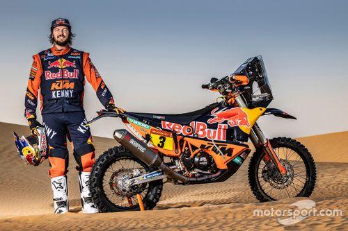 Lancement Red Bull KTM Factory Racing