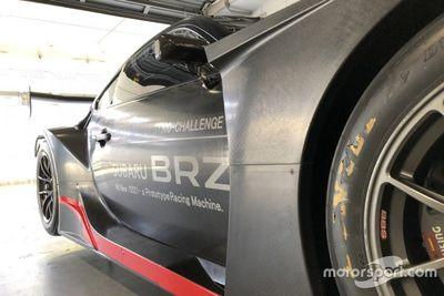 Subaru BRZ GT300 unveil