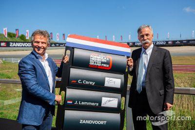 Dutch GP persconferentie
