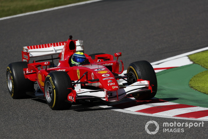 Феліпе Масса, Ferrari