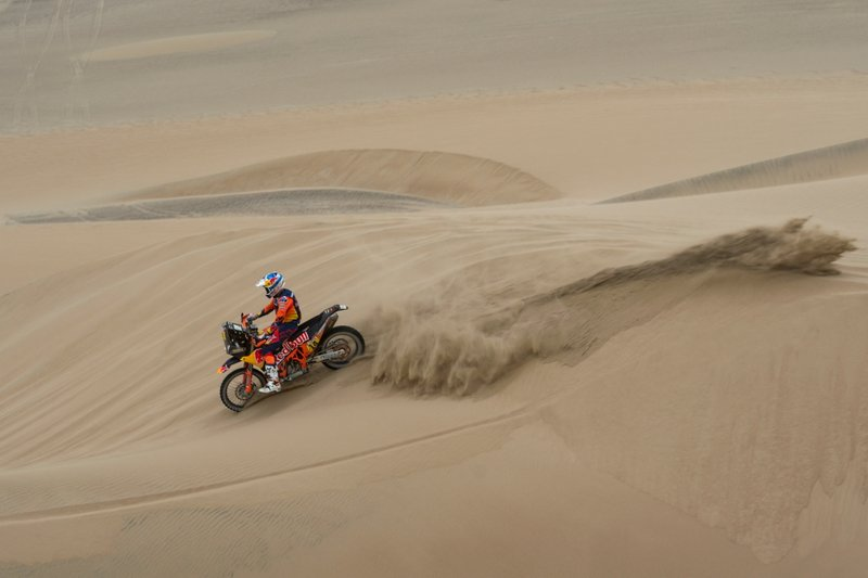 #14 Red Bull KTM Factory Racing: Сем Сандерленд