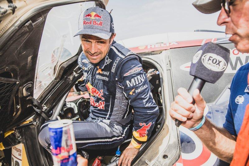 #308 X-Raid Mini JCW Team: Cyril Despres