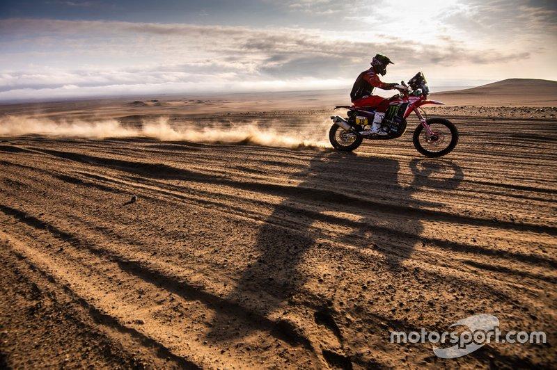 #15 Monster Energy Honda Team Honda: Ріккі Брабек