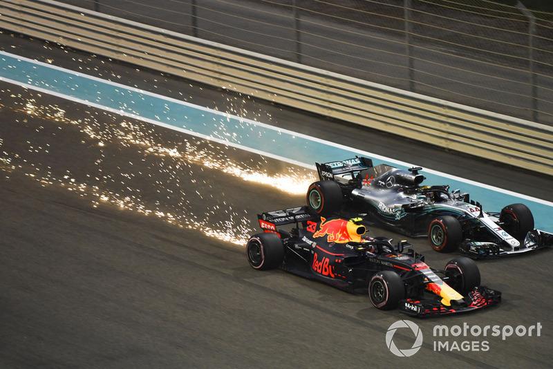 Derde plaats: Max Verstappen, Red Bull Racing RB14