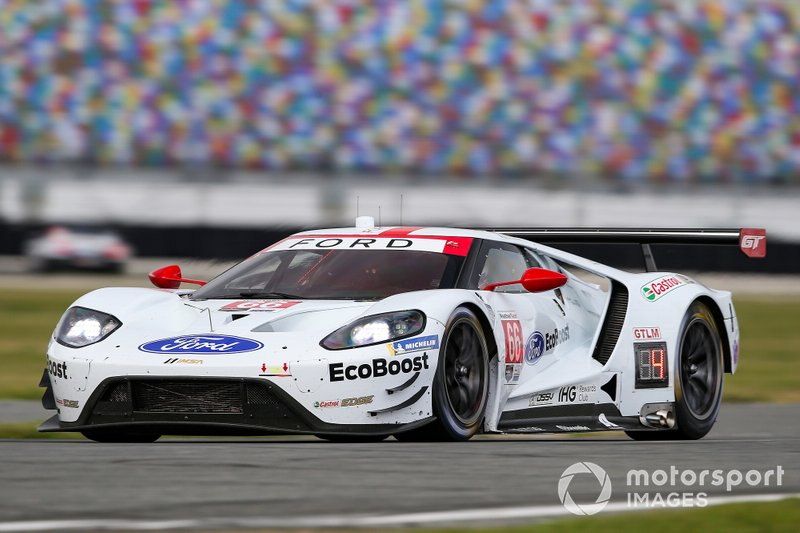 #66 Ford Chip Ganassi Racing, Ford GT (GTLM)