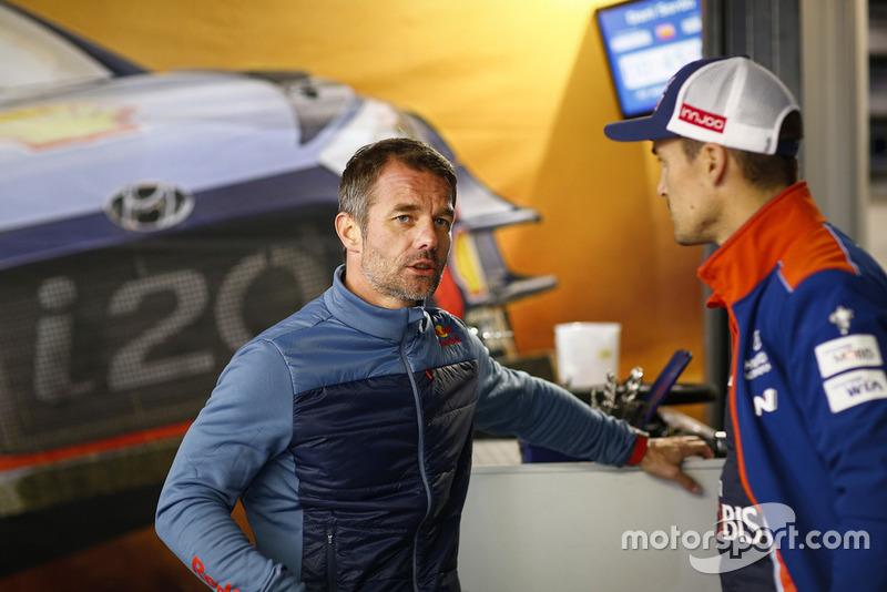 Sebastien Loeb e Dani Sordo, Hyundai Motorsport
