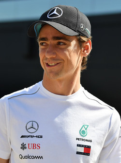 Естебан Гутьєррес, Mercedes AMG F1