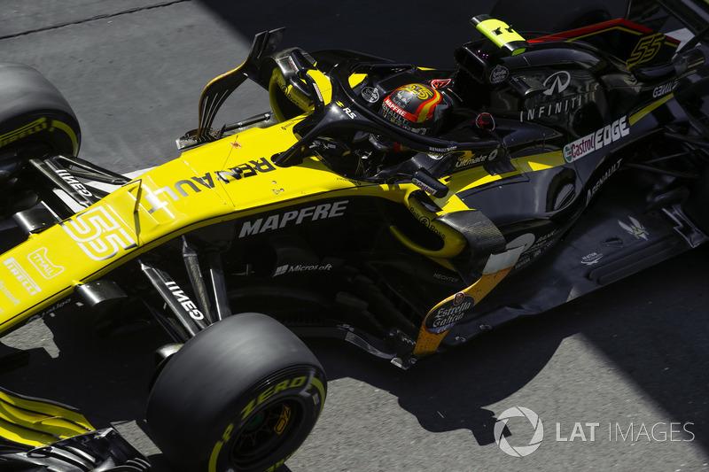 9 місце — Карлос Сайнс, Renault