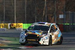 Davide Riccio, Marco Menchini, Ford Fiesta