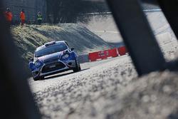 Marco Spinelli, Andrea Vimercati, Ford Fiesta WRC