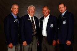 Ned Jarrett, Bobby Allison, David Pearson and Bud Moore