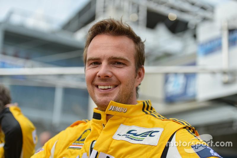 ギド・ヴァン・デル・ガルデ(F1出走 19回):#29 Racing Team Nederland Dallara P217