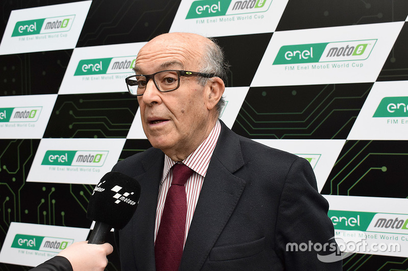 Lancement du FIM MotoE World Cup