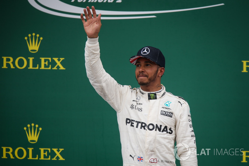Mercedes – Lewis Hamilton (CONFIRMADO)