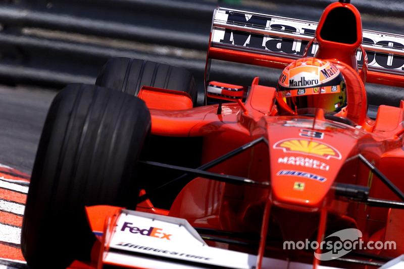 2000: Формула 1 в Монте-Карло