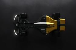 """نموذج مفهوم سيارة رينو """"آر.إس 2027"""""""