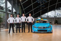 Die Volvo-Fahrer 2017