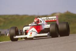 Niki Lauda, McLaren-Porsche MP4/2B TAG