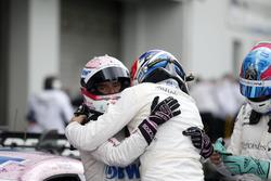 Lucas Auer, Mercedes-AMG Team HWA, Mercedes-AMG C63 DTM und Robert Wickens, Mercedes-AMG Team HWA, M