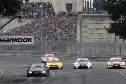 Марко Віттманн, BMW Team RMG, BMW M4 DTM, Тімо Глок, BMW Team RMG, BMW M4 DTM, Том Бломквіст, BMW Team RBM, BMW M4 DTM, Джеймі Грін, Audi Sport Team Rosberg, Audi RS 5 DTM