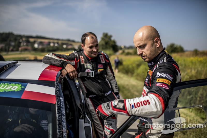 Каєтан Каєтановіч, LOTOS Rally Team