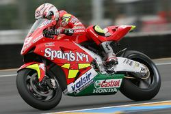 Marco Melandri, Fortuna Honda