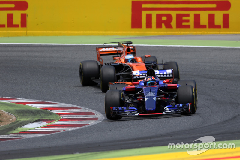 9. Даниил Квят, Toro Rosso