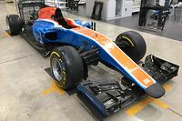 Manor Racing gösteri aracı
