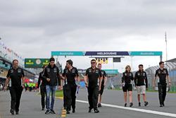 Esteban Ocon, Force India F1 y Sergio Pérez, Sahara Force India F1