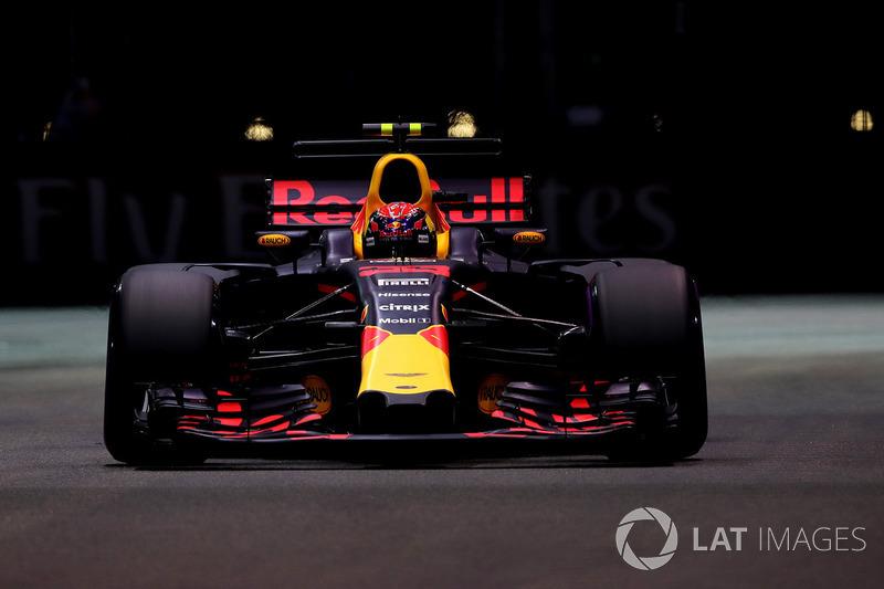 No Q2, Max Verstappen foi o mais rápido, mostrando como a Red Bull veio para Cingapura e anunciando um Q3 emocionante.