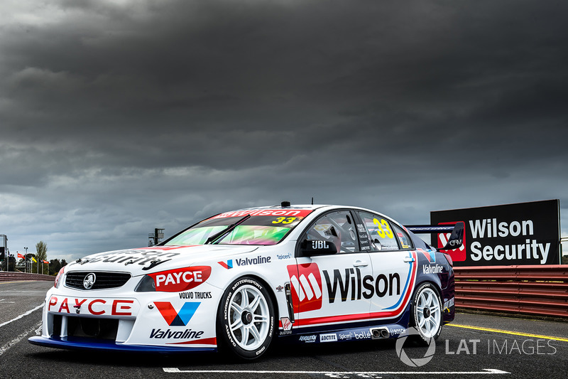 James Golding, Garry Rogers Motorsport, Garth Tander, Garry Rogers Motorsport