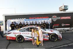 Polesitter: Matt Kenseth, Joe Gibbs Racing Toyota