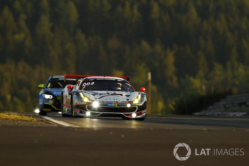 7. #22 Wochenspiegel Team Monschau, Ferrari 488 GT3