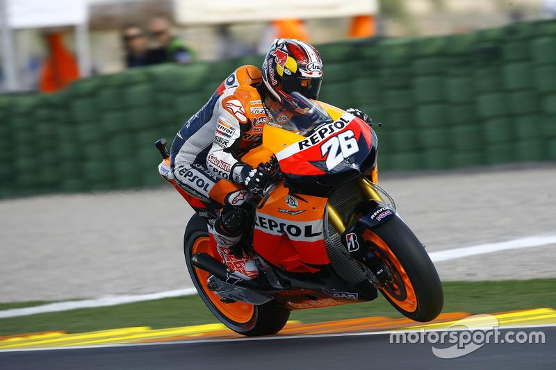 2012: Dani Pedrosa, Honda RC213V