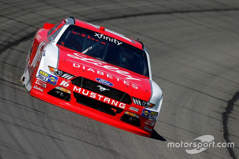 Ryan Reed, Roush Fenway Racing, Ford