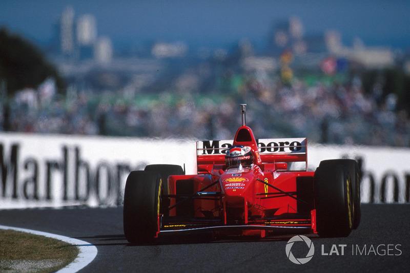 27勝目:1997年日本GP