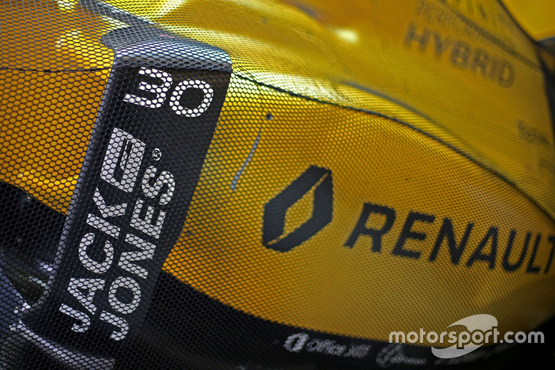 Renault Sport F1 Team RS16