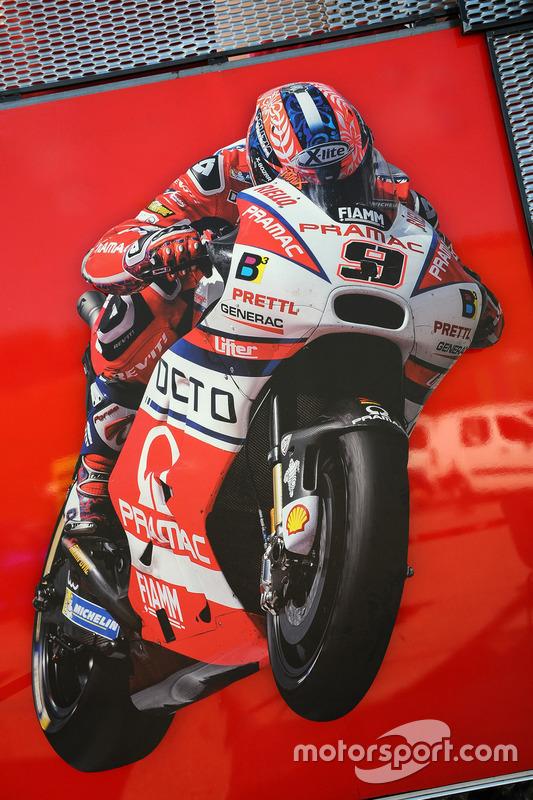 Danilo Petrucci, Pramac Racing, Poster