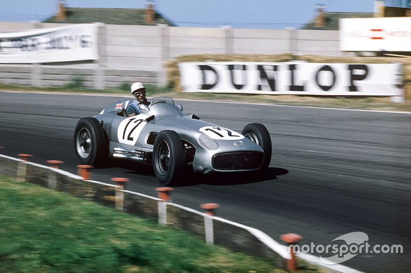 7. GP de Gran Bretaña 1955