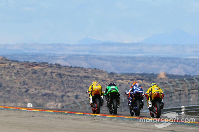 Daniel Valle, Halcourier Racing, Scott Deroue, MTM HS Kawasaki