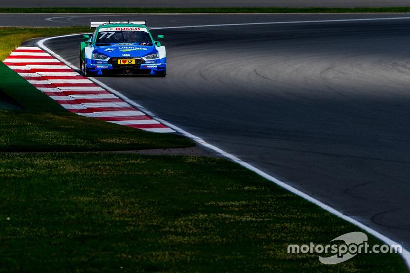 Лоик Дюваль, Audi RS5 DTM
